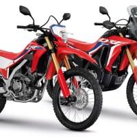 CRF 300 Rally y CRF 300L 2021 nuevas enduro de Honda