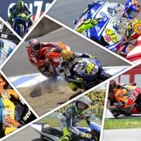 Motos de Valentino Rossi en MotoGP desde el 2000