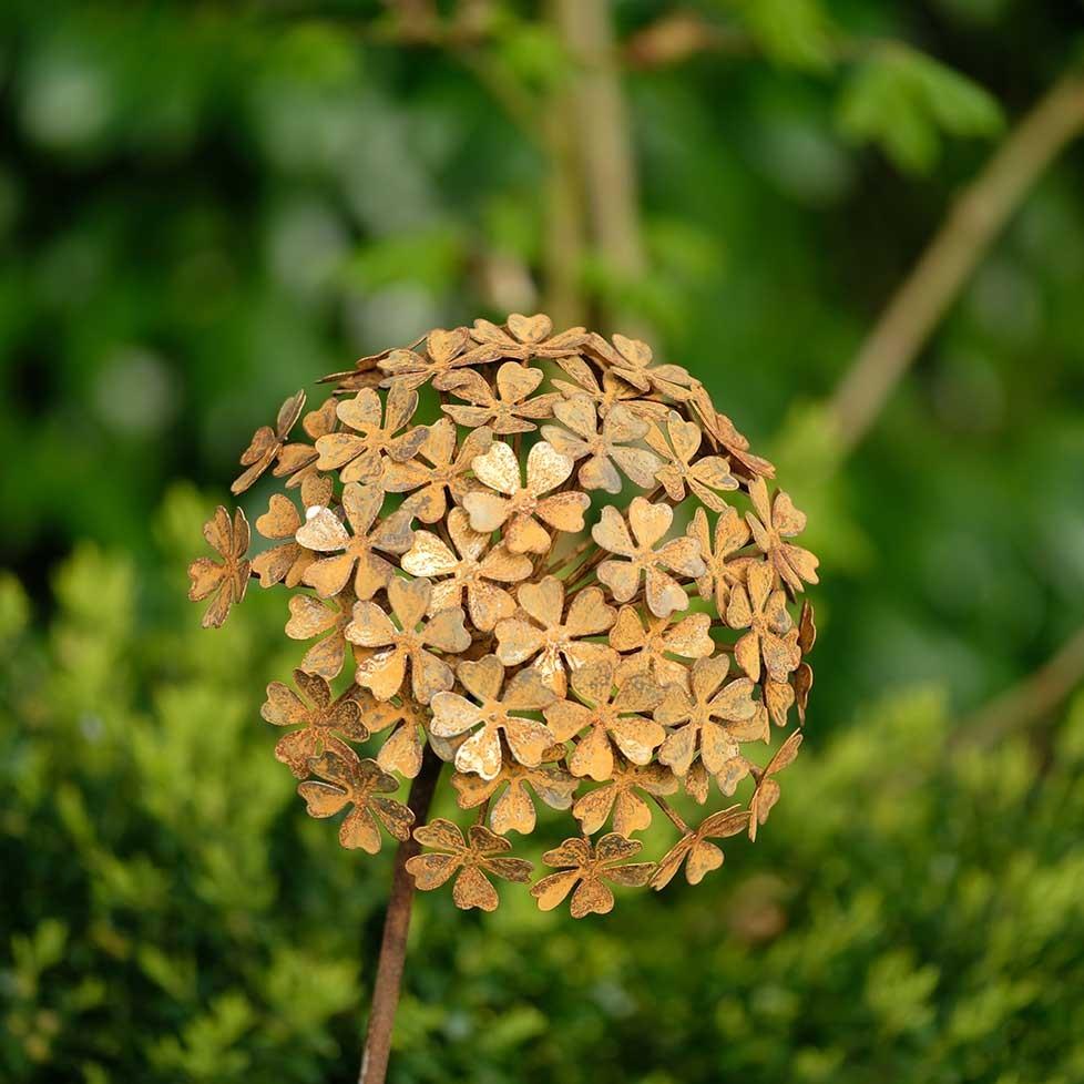 fleur metal rouille n 151