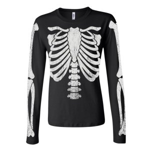 STORE APPAREL SKELETONSLEEVESWOMEN