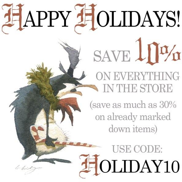 Holiday10 Ad