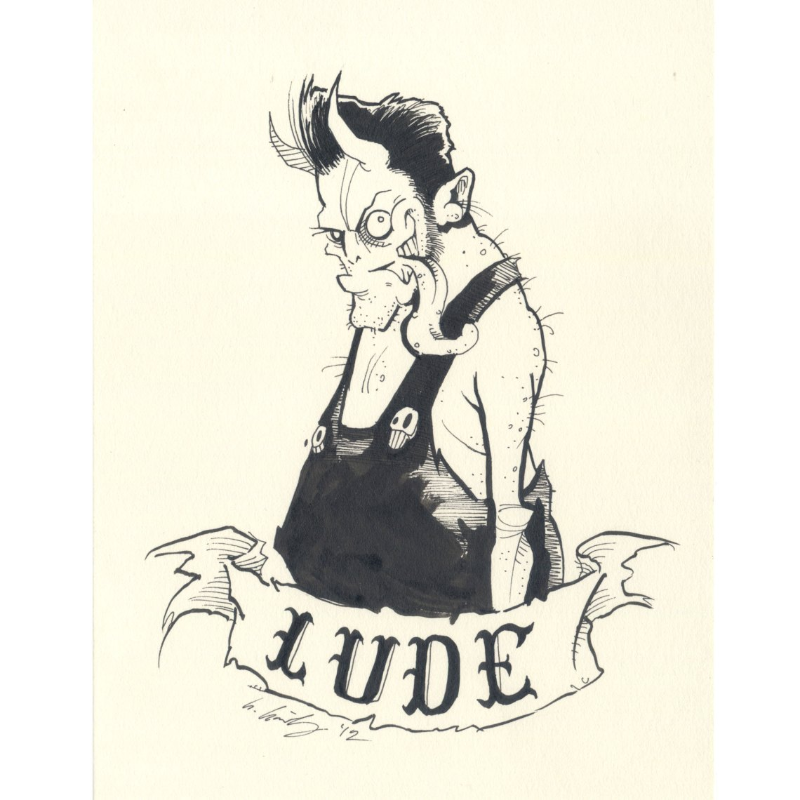 STORE LUDE
