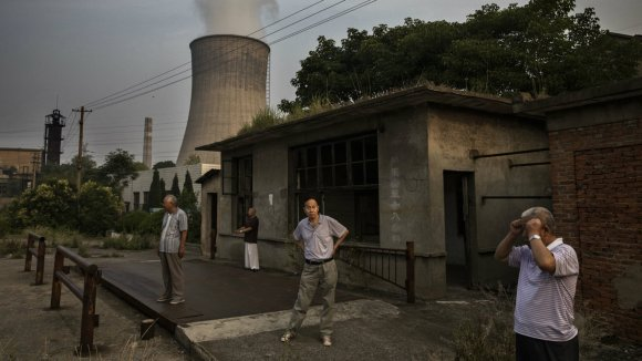Image result for china coal plant