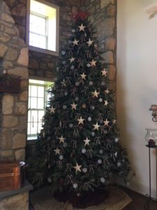 Grist Mill Farms christmas tree