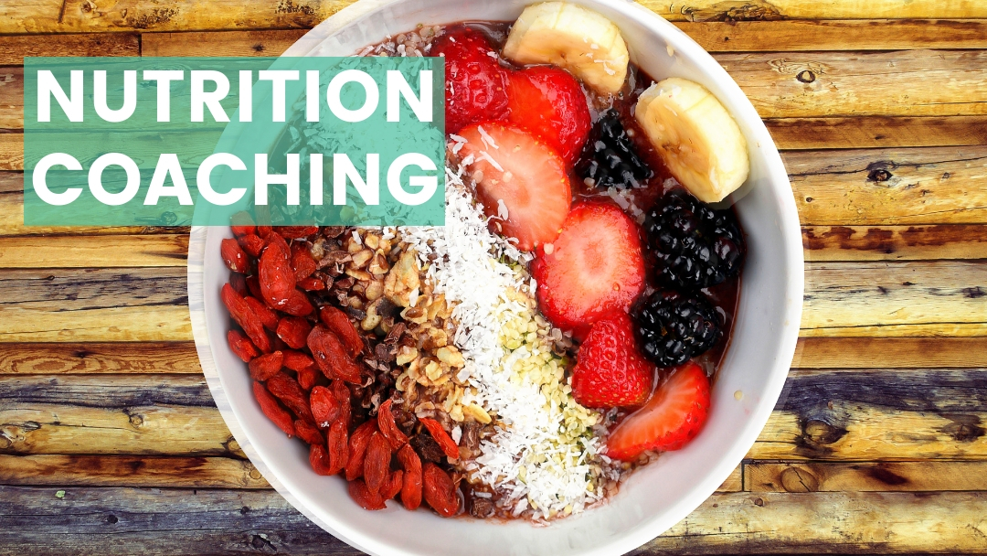 Athlete Nutrition Coaching Online