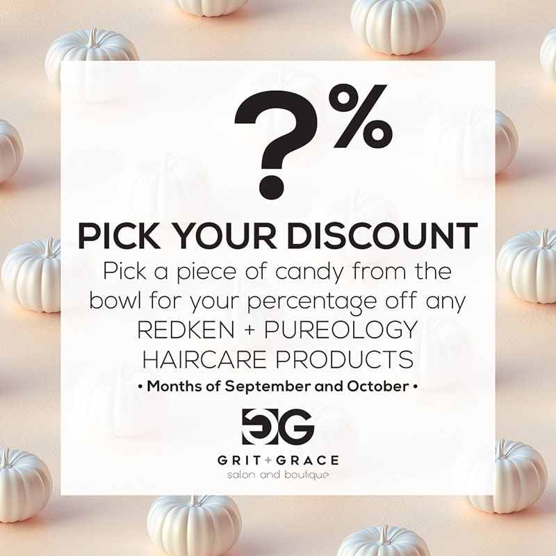 Pick Your Discount