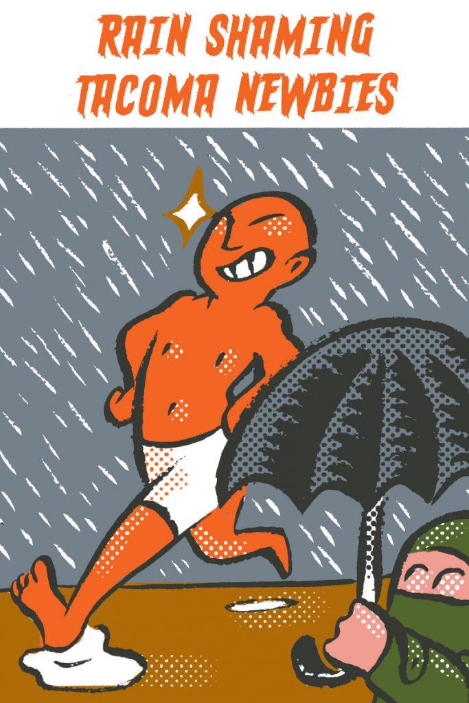 Rain Shaming