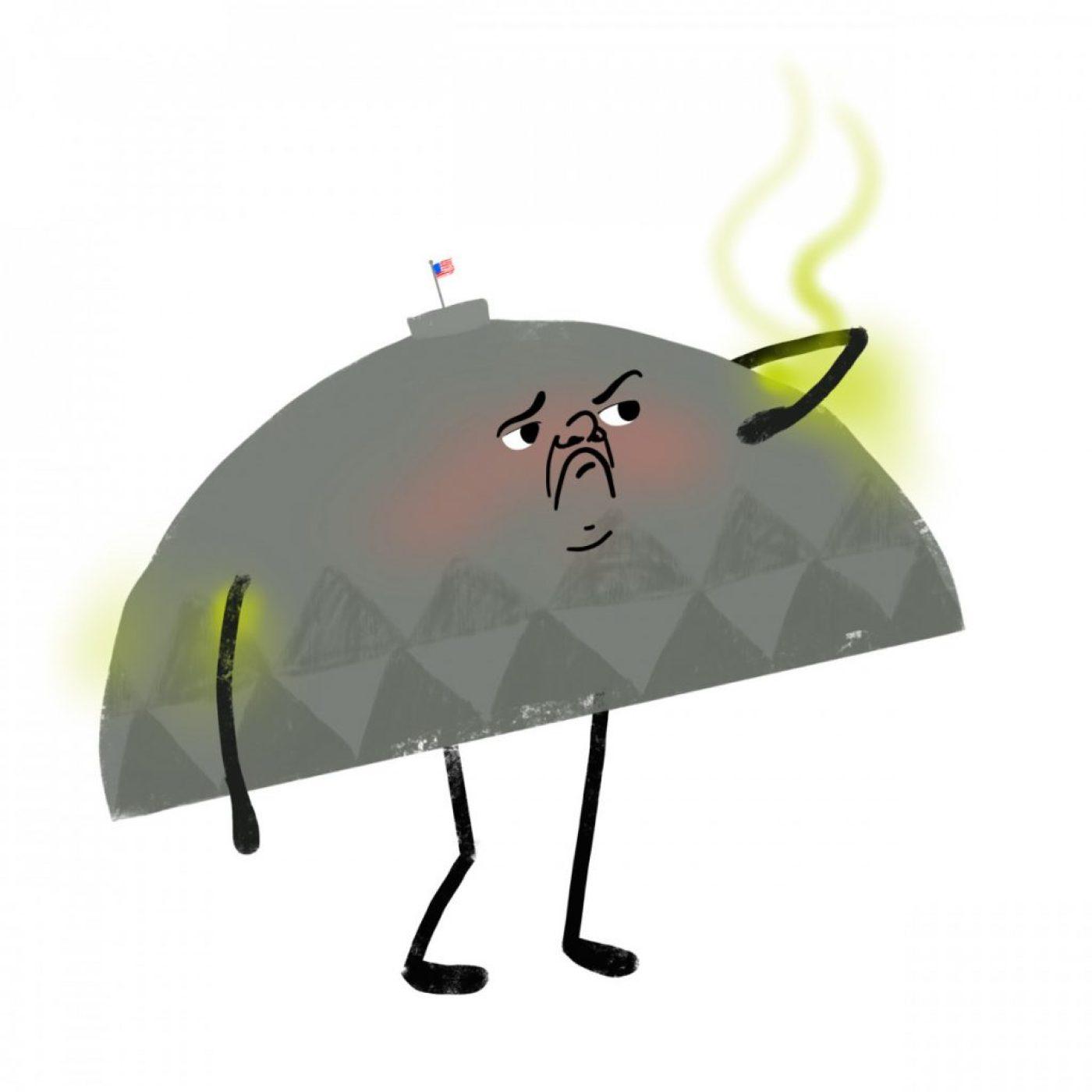 Smelly Tacoma Dome