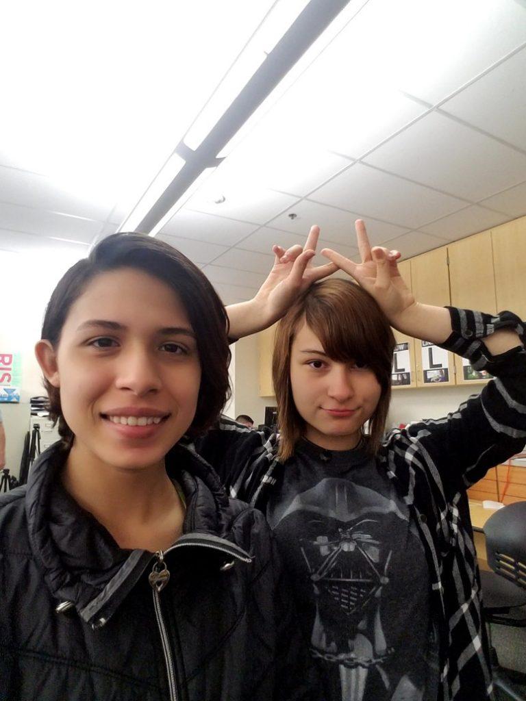 Amy Perez-Velez, 10th grade