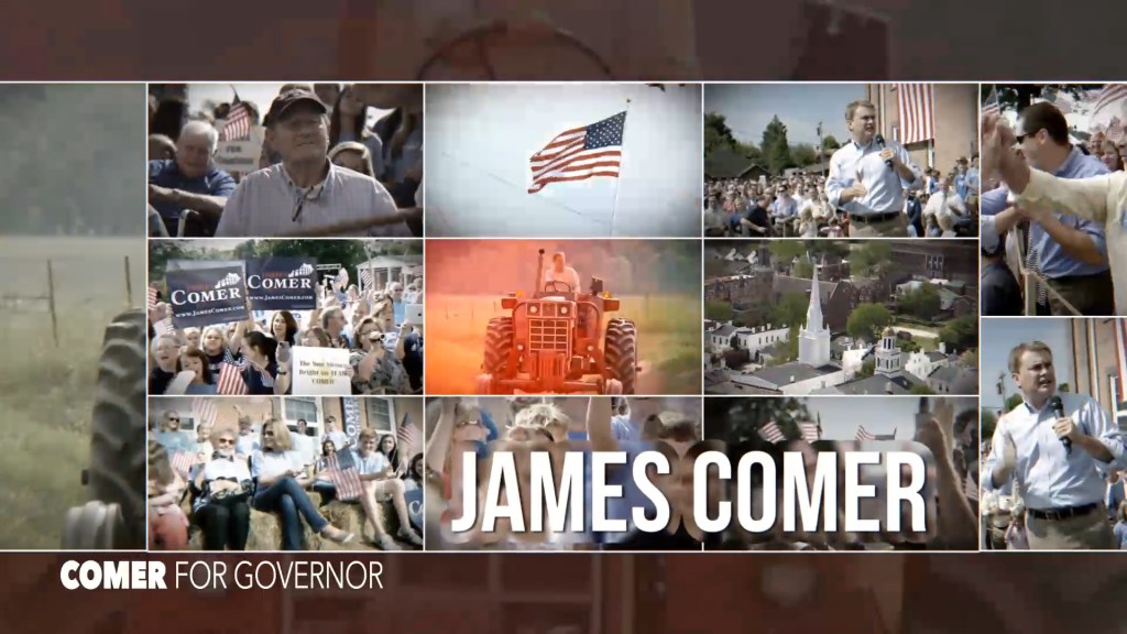 Join the Fight – KGOP for Comer