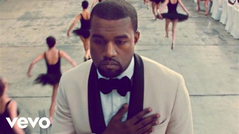 Kanye West presidential ad