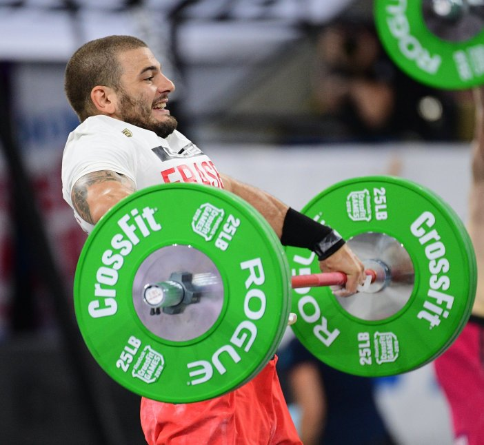 Mat Fraser Fittest on Earth