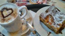 Helgoland Kaffee und Kuchen