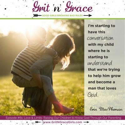 Grit 'n' Grace Episode 61 Erin MacPherson