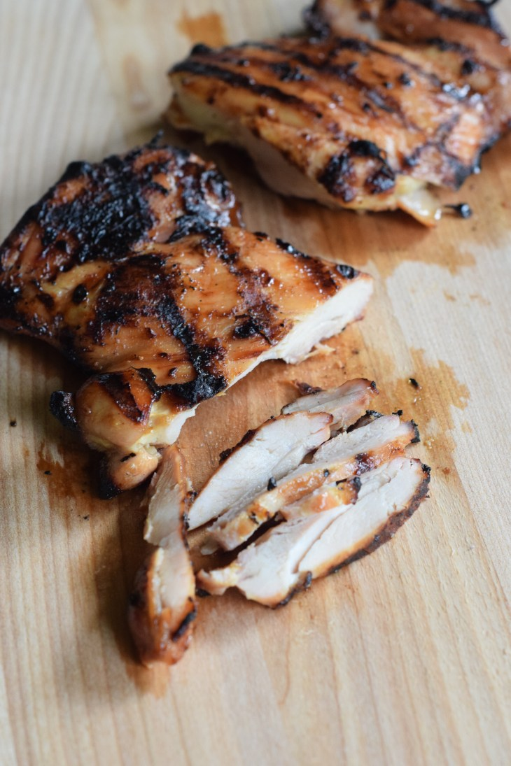 Teriyaki Grilled Chicken 2