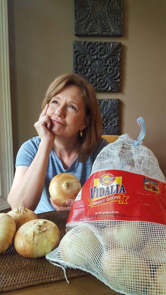 Thinking about vidalia onions