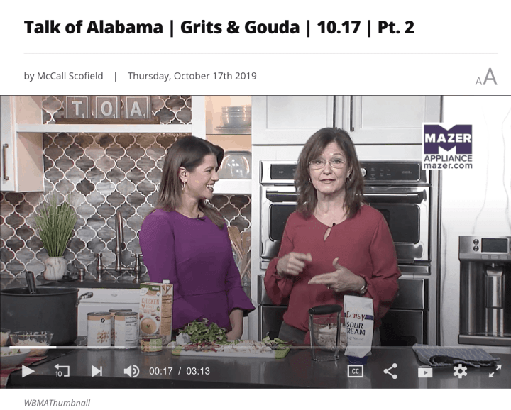 Talk of Alabama with Kathleen Phillips and Erica Lopez Oct 17 2019