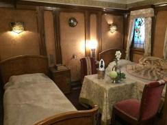 couples first class passenger room