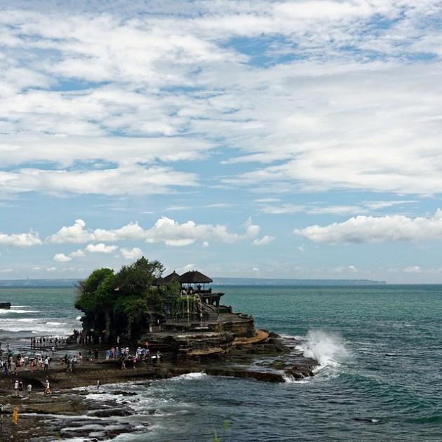 Tanah Lot with Griyasari Tours & Travel