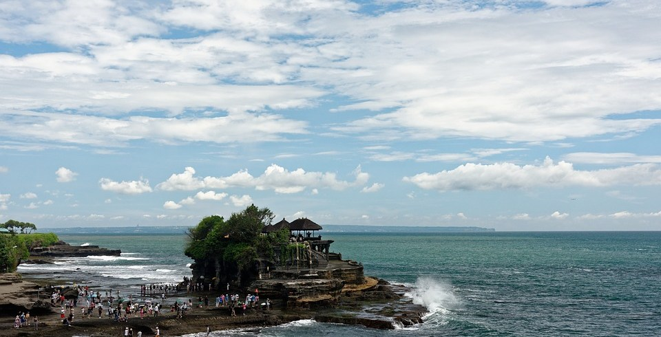 Tanah Lot with Griyasari Tours & Travel