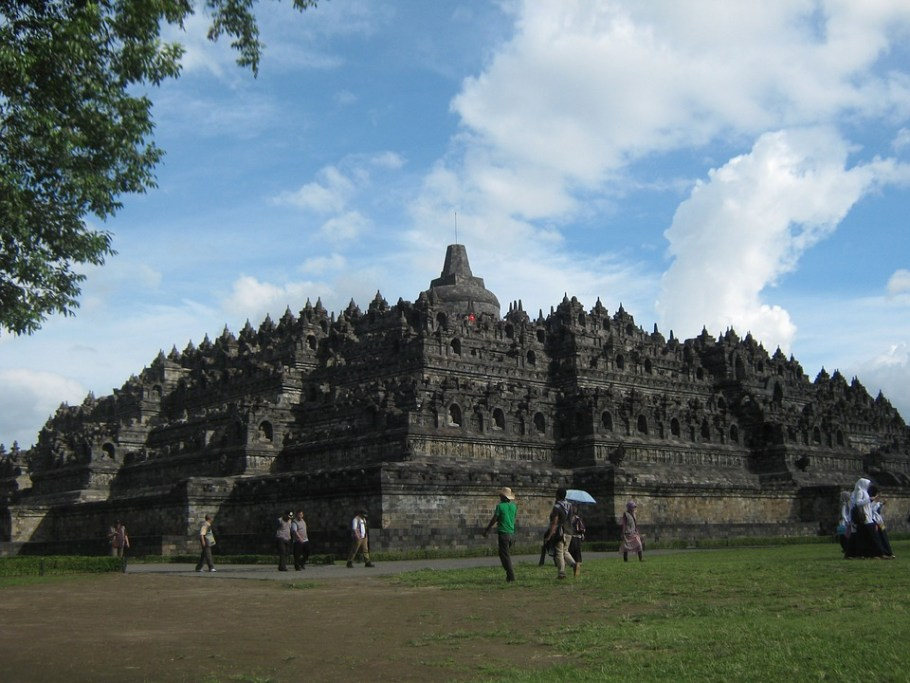 Borobudur with Bali Griyasari Tours & Travel