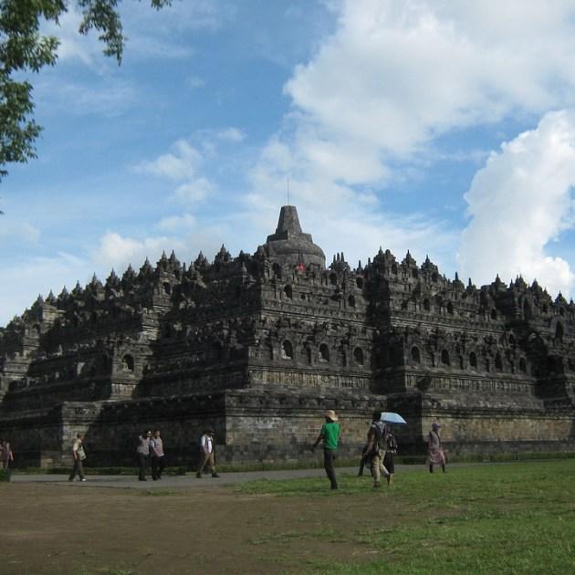 Borobudur with Bali Griyasari Tours & Travel