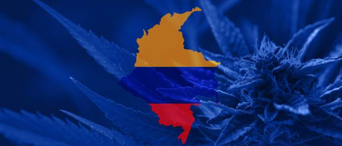Marijuana - Colombia - MJ