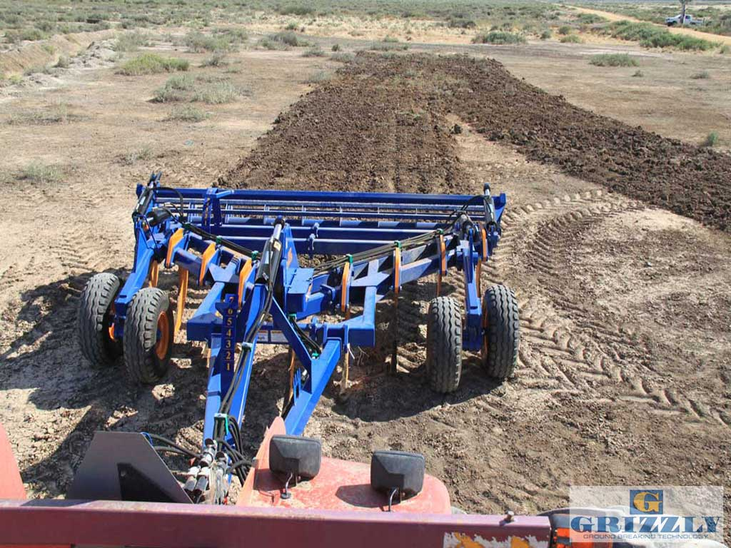Soil Preparation for Planting