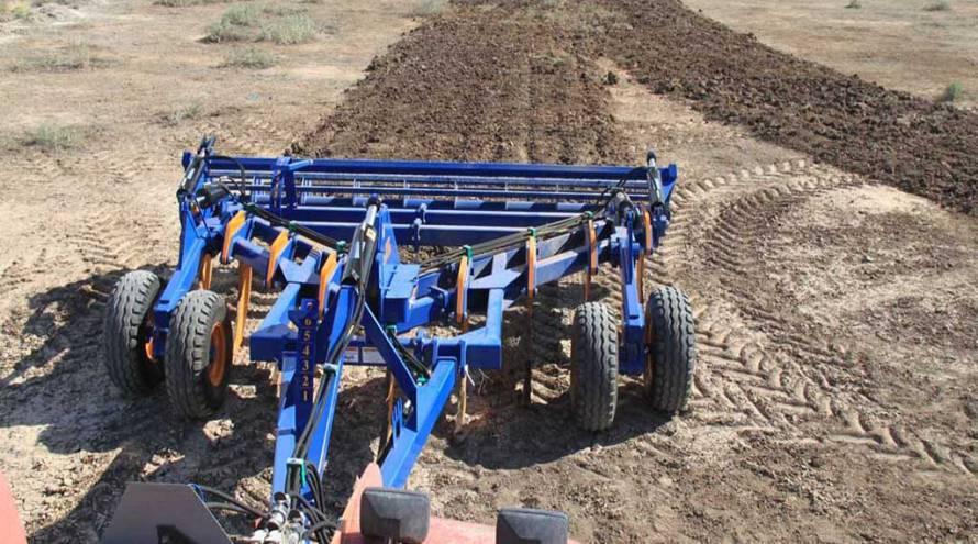 Soil Preparation for Planting