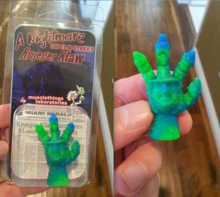 homemade horror muscle things lab freddy 2