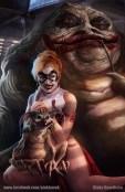 blake henriksen batman mash up 1