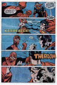 weird vs superman