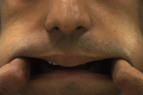 Brendan Fernandes, 'Foe', still image from video performance