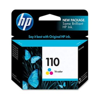 Hewlett Packard HP 110 Tri Color Ink