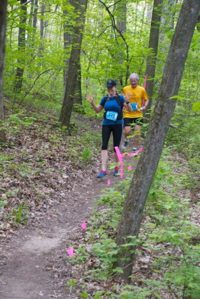 Running the Highland Loops trail race