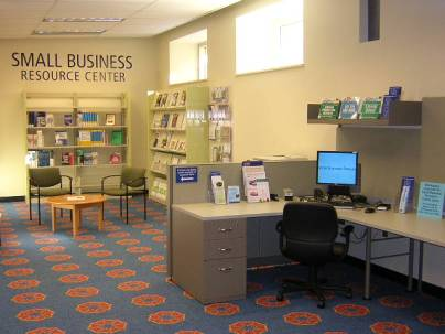 Grand Rapids Public library small business center