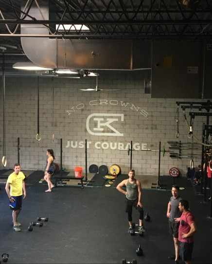 CrossFit Kingfield