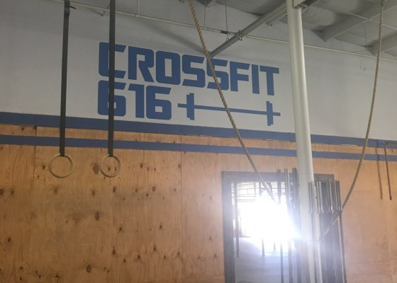 exercise crossfit gym