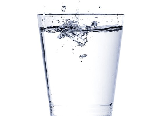 coaching advice - drink water