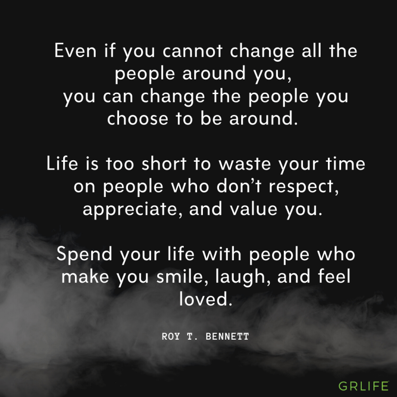 friends, people around you