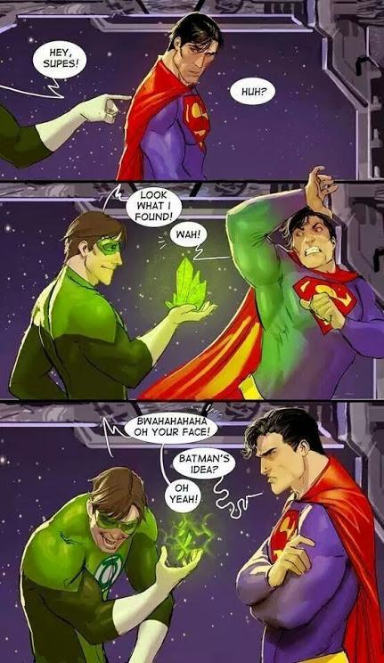 Great Job Green Lantern
