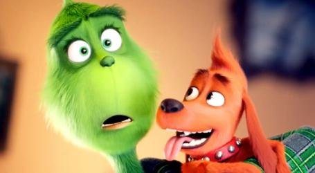 Cine News: O Grinch