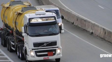 Zerada tarifa de importação de pneus para transporte de cargas