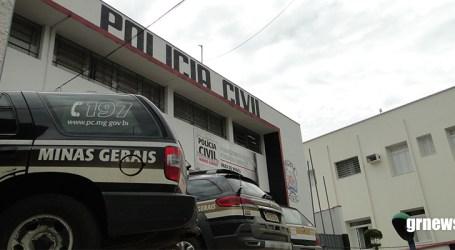 Polícia Civil prende trio envolvido na morte de empresário em Pará de Minas