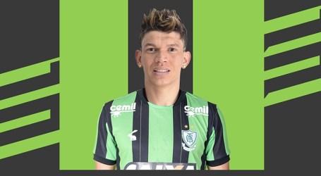 Atacante Júnior Viçosa vai defender o América em 2019