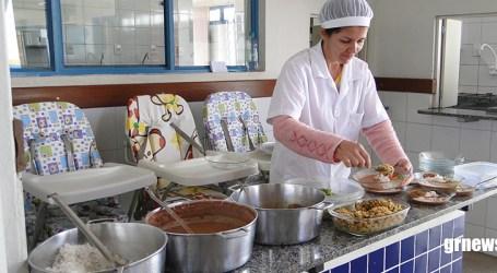 Escolas estaduais vão doar alimentos a famílias carentes e vereador sugere que o Município faça o mesmo
