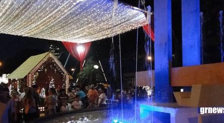 Sem ajuda do poder público Natal 2019 terá apenas Casinha do Papai Noel, diz presidente da Ascipam