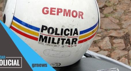 Foragido da justiça de Pitangui é preso na Avenida Presidente Vargas