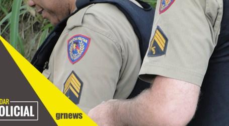 Chama PM, desacata equipe militar e é preso em Nova Serrana
