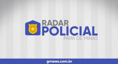 Garoto acusado de tráfico é apreendido em Papagaios